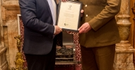 Lord Lieutenant's Awards - Glasgow - 2018