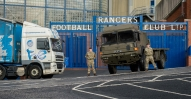 Celebrating the Armed Forces Covenant with Rangers FC
