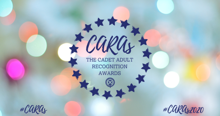 CARAs Logo - The Cadet Adult Recognition Awards