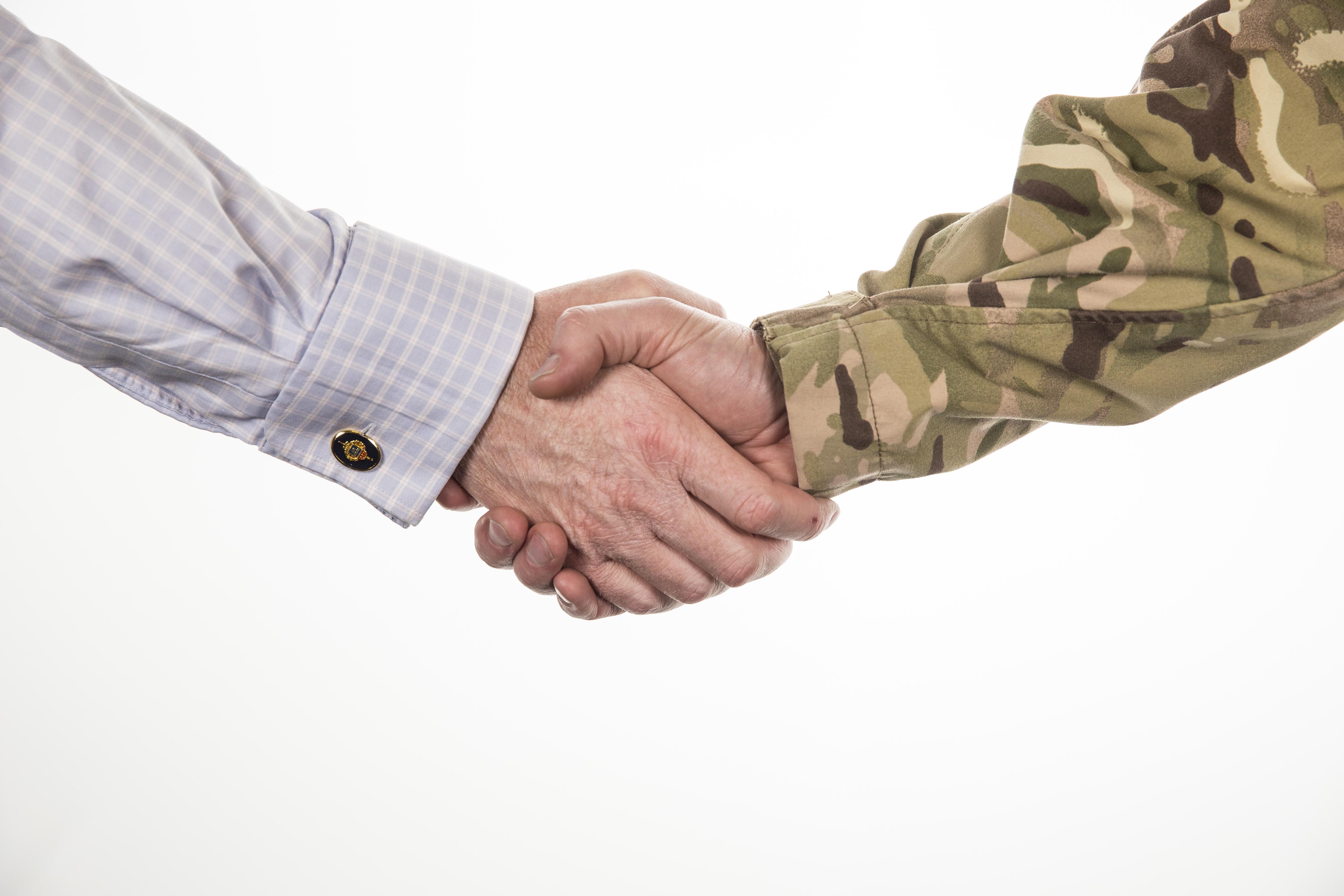 Vacancies - Lowland Reserve Forces & Cadets Association